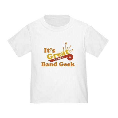 Band Geek Toddler T-Shirt