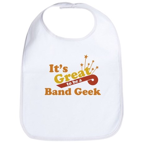 Band Geek Bib