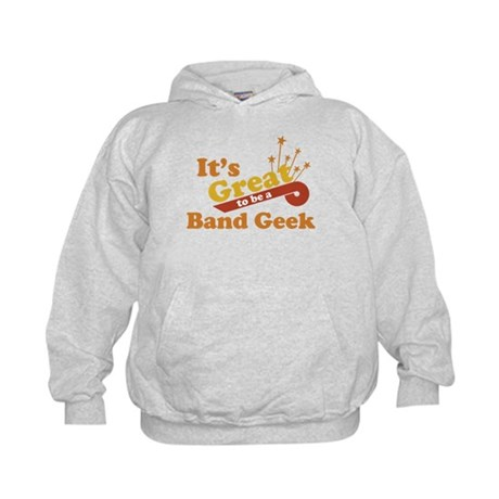Band Geek Kids Hoodie