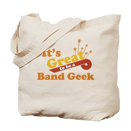 Band Geek Tote Bag