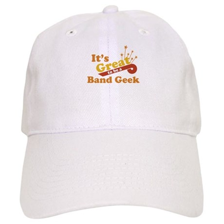 Band Geek Cap