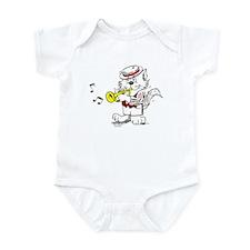 Trumpet Cat Infant Bodysuit
