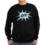 sock! Sweatshirt (dark)