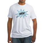 sock! Fitted T-Shirt