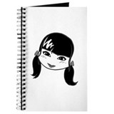 Cute Girl Journal