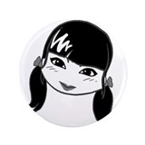 "Cute Quinn 3.5"" Button"