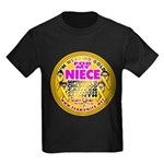 For My Niece Kids Dark T-Shirt