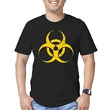'Vintage' Biohazard Tee-Shirt
