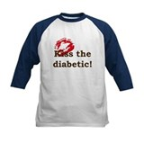 Kiss the Diabetic Tee