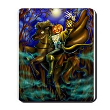 The Headless Horseman Mousepad
