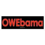 OWEbama Bumper Sticker (10 pk)