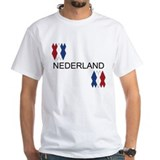 Funny Nederland world cup Shirt