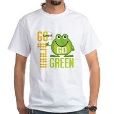 Go Green Frog Shirt