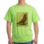 WOE Red Tumbler Green T-Shirt