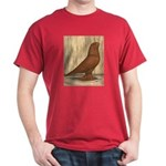 WOE Red Tumbler Dark T-Shirt