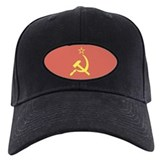USSR Flag Baseball Hat