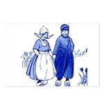 Dutch Boy Postcards (Package of 8)