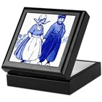Dutch Boy Keepsake Box
