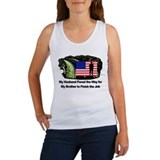 Unique Veteran Women's Tank Top