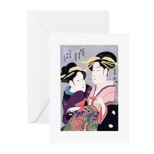 Bijin Greeting Cards (Pk of 10)