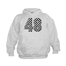 Find your number on RaceFashion.com Hoodie