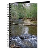 Cute Babbling brook Journal