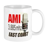"""AMI """"EAST COAST"""" Mug"""