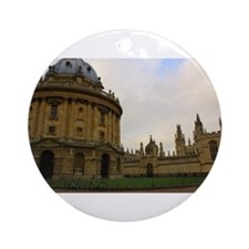 Oxford Ornament (Round)