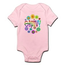 Groovy Infant Bodysuit