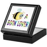 Book Keepsake Box