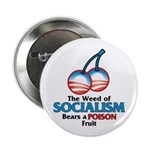 "A Poison Fruit 2.25"" Button (100 pack)"