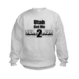 Utah Get me Two! Sweatshirt