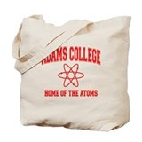 Adams College Tote Bag