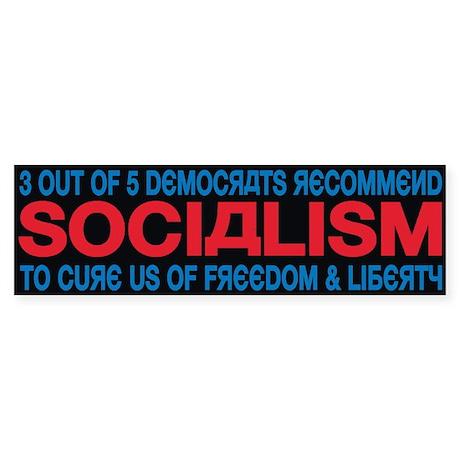 democrats Recommend Socialism - (50 pk)