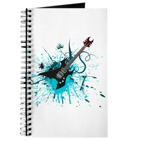 Graffiti Guitar Journal
