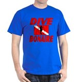 Dive Bonaire (red) T-Shirt