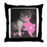 ALAC Rescue Throw Pillow