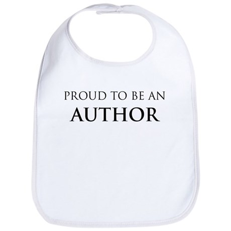 Proud Author Bib