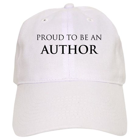 Proud Author Cap