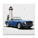 Cute Tr6 Tile Coaster
