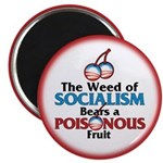 "The Wead of Socialism 2.25"" Magnet (100 pack)"