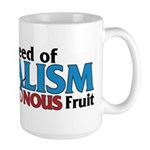 The Wead of Socialism Large Mug