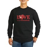 Love is a Battlefield T