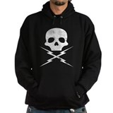 Stunt Man Mike's Lightning Sk Hoodie