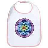 Disc Basket Circle Star Bib