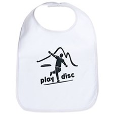 Disc Golf Launch Graphite Bib