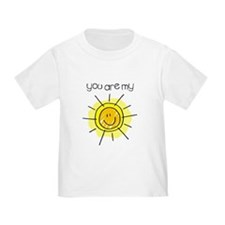 You Are My Sunshine T