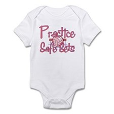 Practice Safe Sets Infant Bodysuit