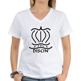 Asiatic Discin' Design B&W Shirt