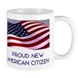New American Citizen Small Mug